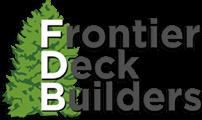 Frontier Deck Builders Logo